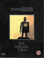 The Wicker Man - Classic Collection DVD with CD Film Cell 452 of 5000