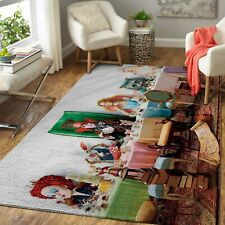 Alice in Wonderland & Jungle Book – 190922 Movie Carpet Living Room Rugs