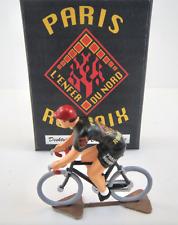 "Paris Roubaix ""L'Enfer Du Nord"" Metal Cycling Figure Xmas Gift Rapha"