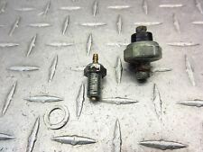 2001 01-03 Kawasaki ZR7S ZR750 OEM Oil Gear Neutral Pressure Sensors Lot