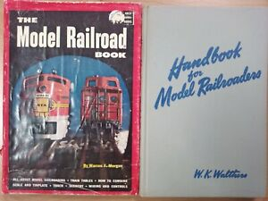 Model Railroader Handbooks American 50's Classics Kalmbach by Walthers and Arco