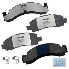 Disc Brake Pad Set-Rear Disc Front,Rear Bendix MKD149FM