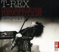 T.REX - CHILDREN OF THE REVOLUTION 2 CD NEU