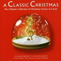 A CLASSIC CHRISTMAS (2001) 20-track CD NEW/SEALED Philharmonia Orchestra