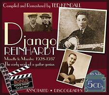 Django Reinhardt - Musette To Maestro 1928-1937 [CD]