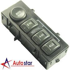 4WD Four Wheel Drive Switch For Chevy GMC Sierra Silverado Yukon 15709327 New