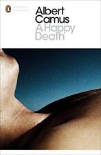 A Happy Death (Penguin Modern Classics) by Albert Camus | Paperback Book | 97801