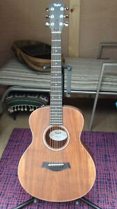 Taylor, GS Mini Koa Electro-Acoustic Guitar Excellent Condition with Aero Case