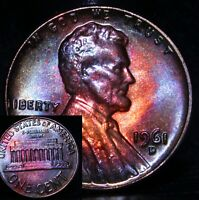 1977 D  Roll Of  Lincoln  Cent  Brilliant  Uncirculated   Nice coins  FSH