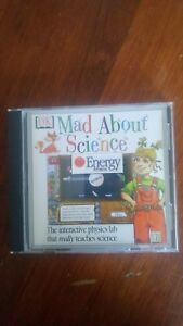 DK Mad About Science 1 - Energy & Forces CD-ROM