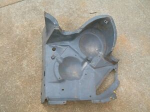 1919393 1961 1962 Chrysler New Yorker 300-G 300-H LF Fender Headlamp HOUSING