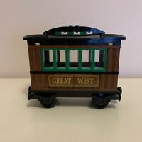 Lego Toy Story Brown Train Carriage / Wagon from Set 7597 Western Train Chase