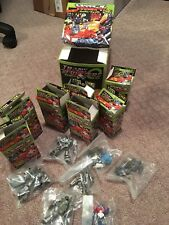TRANSFORMERS ACT 5 SCF RETAIL BOX AND 7 FIGURES  OVERLORD DEVASTATOR MORE