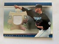 Roy Halladay Toronto Blue Jays 2007 Upper Deck Game Used Jersey Card #UD-RH