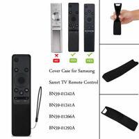 Couvercle de silicone Souple Etui Protection pour Télécommande Samsung Smart TV