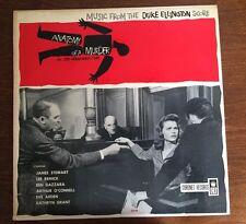 Music From Duke Ellington Anatomy Of A Murder CX-99/1959