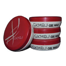 GKMBJ Gel Wax 70g - Shining & Polishing -Soft Flexible Hold - Water Soluble
