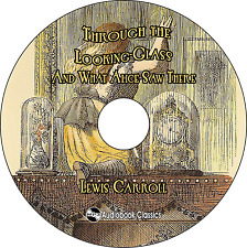 Through The Looking-Glass - MP3 Audiobook in paper sleeve