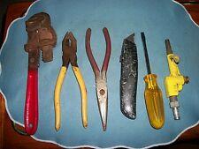 Lot Of 6 Missalanious Shop Tools