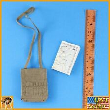 David Stirling SAS Founder - Map Pouch & Map - 1/6 Scale - UJINDOU Action Figure