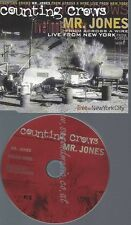 CD--COUNTING CROWS--MR.JONES -LIVE-