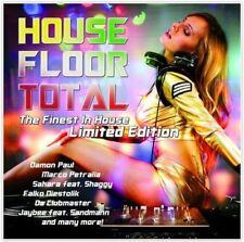 CD Housefloor Total De Varios Artistas 2CDs
