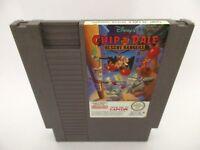 Disney's CHIP N DALE Rescue Rangers - NINTENDO NES - Jeu NES PAL Fra