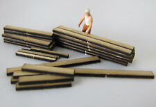 HO Scale - Laser Cut Assorted Lumber Supplies  - SM1025