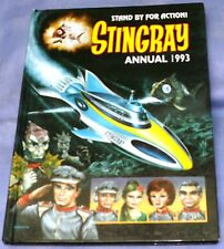 Stingray Annual 1993 Hardback