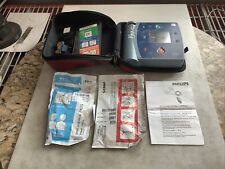 Philips M3861a Heartstart Defibrillator With Pads No Battery
