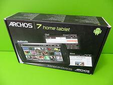 ARCHOS 7 8GB Home Tablet V2 MP4/MP3/Foto-Viewer schwarz - defekt