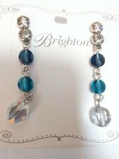 Brighton Marrakesh Bazaar Bead Drop Post Earrings Ja3773 RTL Boho Chic