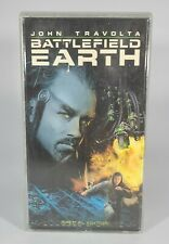 Battlefield Earth (Vhs, 2001) In Protector