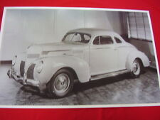 1939 DODGE BUSINESS COUPE  11 X 17  PHOTO   PICTURE