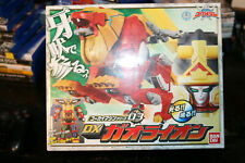 Power Rangers Gokaiger Gokai Machine Series 03 DX Gao Lion BANDAI Japan Model