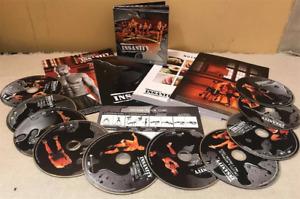 INSANITY WORKOUT BEACHBODY 10 DVD SET ( SPANISH ) FITNESS EXERCISE ELITE BOOK