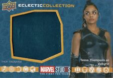 Marvel The First Ten (10) Years, Valkyrie Costume Memorabilia Card EC-12