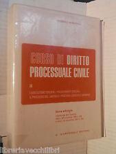 CORSO DI DIRITTO PROCESSUALE CIVILE Vol III L esecuzione forzata C Mandrioli di