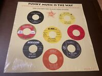 Funky Music is the Way~FRANCE~VG+ Rare Funk Comp~Soul Patrol LP~R&B 60s 70s Afro