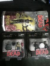 Walking Dead Lot Minimates Michonne's Pet Zombie