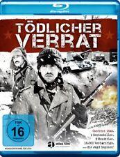 Tödlicher Verrat - Blu-ray NEU - Ostfront 1943 - Drama Action Kriegsfilm