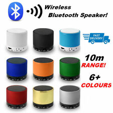 Universal Bluetooth Wireless Long Range Mini Speaker For iPhone & Android Gift