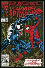 Amazing Spider-Man #375 Comic feat. Venom the Lethal Protector Man-Wolf Kraven