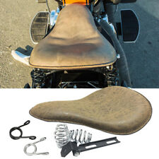 Motorcycle Bobber Solo Seat Cushion Soft For Yamaha V Star 1300 1100 950 650 250