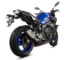 Cobra Auspuff Hypershots ULTRASHORT Slip on EG-ABE Yamaha MT-10 ab 2016