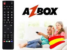 Comando para Decodificador o TDT AZ BOX AZBOX GENERALMODELS[SAT]