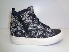 Converse Size 6.5 SELENE WINTER KNIT White High Top Sneakers New Womens Shoes