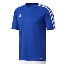 Maglie da calcio di squadre spagnole blu taglia L
