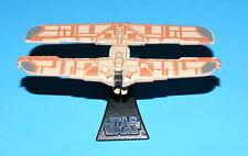 STAR WARS FEDERATION LANDING CRAFT CC-9979 TITANIUM DIE-CAST LOOSE COMPLETE