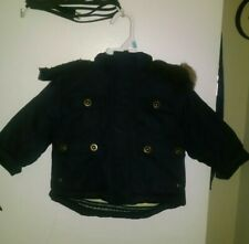 London fog parka for baby boy